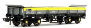 Dapol 4F-043-012 Turbot Bogie Ballast Wagon, Engineers Dutch Livery, DB978411 [NOT YET RELEASED]